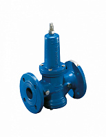 Flanged pressure reducing valve DRVD