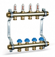 Heating manifold HKV2013A 50mm with flow meters for Underfloor